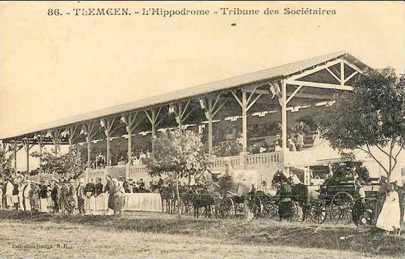 Histoires tlemcen ville traditions 1830 1962 for Plan tlemcen