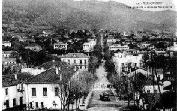 MEDIA Tizi Ouzou - Ville — 1830-1962 ENCYCLOPEDIE de L'AFN